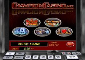 Игровые автоматы онлайн бесплатно чемпион